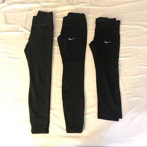❌ SOLD Nike running leggings high Waist legend